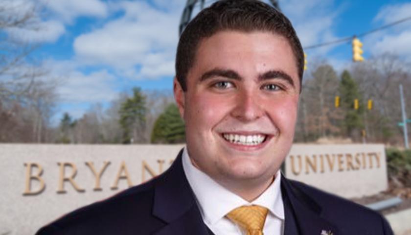 Student Brandon Fontaine