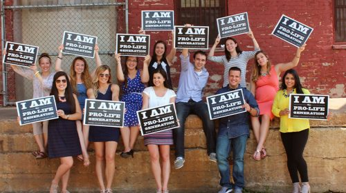 Students for Life of America group