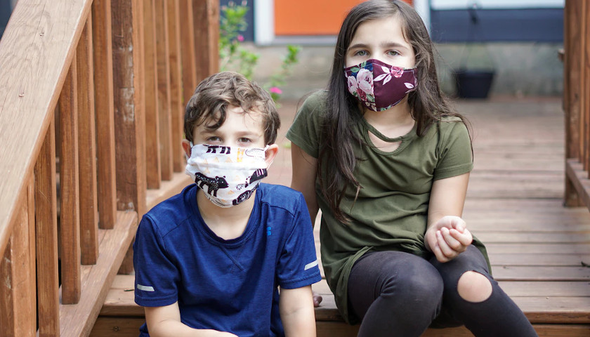 coronavirus cases in children