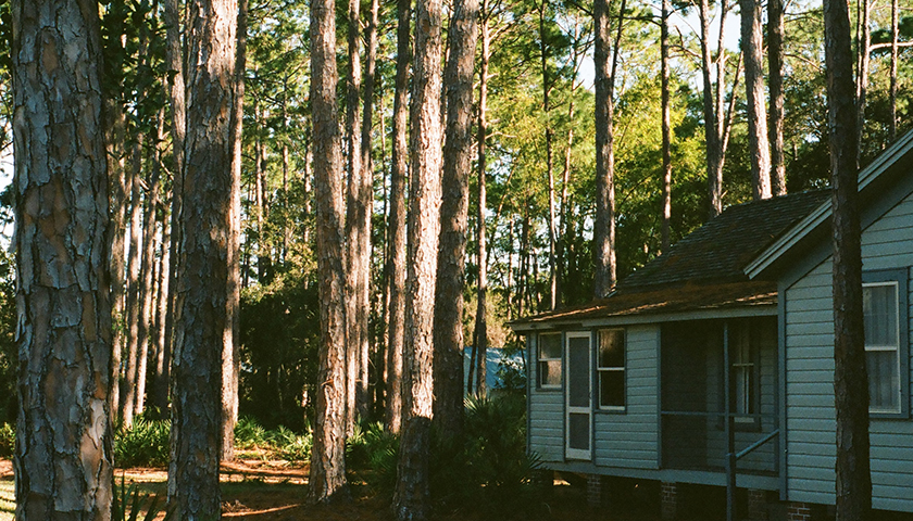 A home in rural Florida