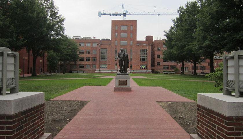 University Yard, George Washington University