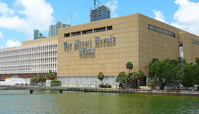 Miami Herald building
