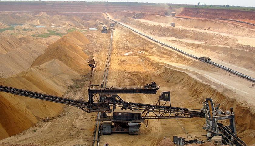 Togo phosphates mining
