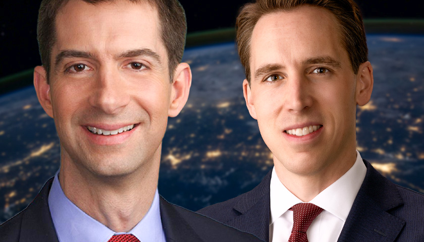 Tom Cotton and Josh Hawley